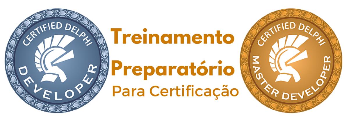 Treinamento Preparatório para Certificação Delphi